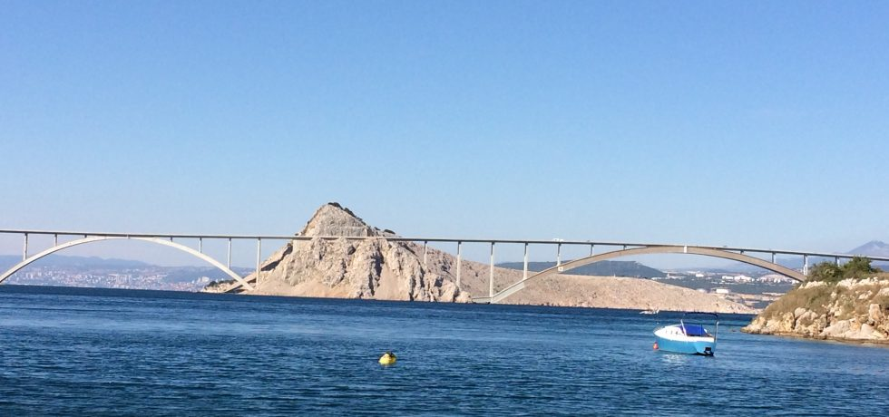 Krk Brücke